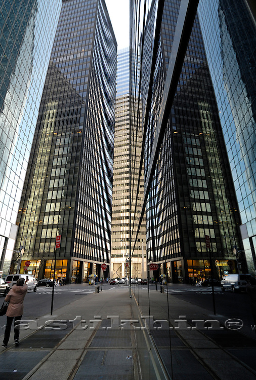 Skyscrapers of Manhattan (NYC)