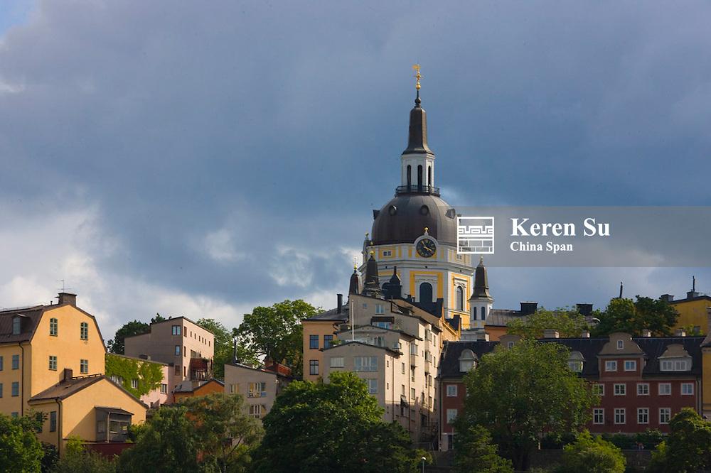 Katerina Church, Stockholm, Sweden