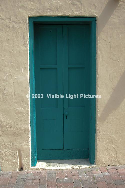 St. George, Bermuda, Green Door