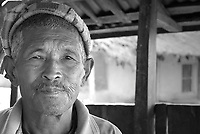 A Chepang Villager in Nepal