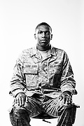 Frank Oliver-Henry<br /> Air Force<br /> E-3<br /> Security Forces<br /> OEF<br /> Present<br /> <br /> Veterans Portrait Project<br /> 802d Security Forces Squadron<br /> San Antonio, TX