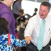 The Disney Institute Training for the Spokane community in the Hemmingson Ballroom on June 7. (Photo by Ryan Sullivan)