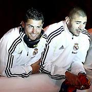 Real Madrid parade