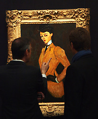 APR 12 2013 Sotheby's Most Expensive New York Sale