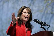 Sarah Palin rally by Boston Photographer Matthew Healey