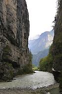 Canyon of Switzerland