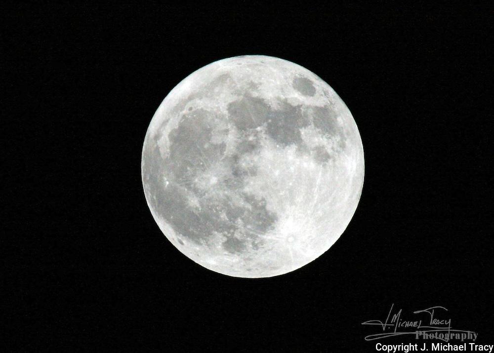 May, 2012 Super Moon