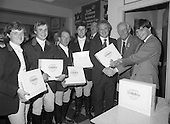 1986 - Furstenberg Promotion At The Horse Show.   (R39).