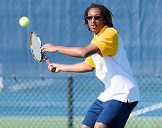 2016 A&T Men's Tennis vs Shaw University