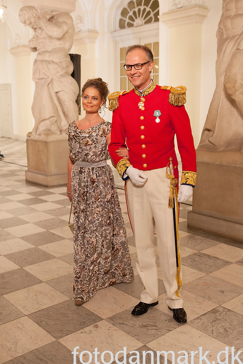 Her Majesty Queen Margrethe's celebration of her 40 years on the throne