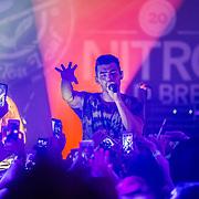 CBTL Coffee Bean Tea Leaf Nito Joe Jonas Dustin Downing Tower Records concert live performance