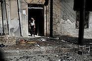 2012 Syria: The struggle for Aleppo