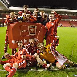 070319 Liverpool U18 v Newcastle U18