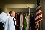 Chaplain bears Christ to U.S. Marines