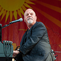 Billy Joel, New Orleans Jazz & Heritage Foundations 2013