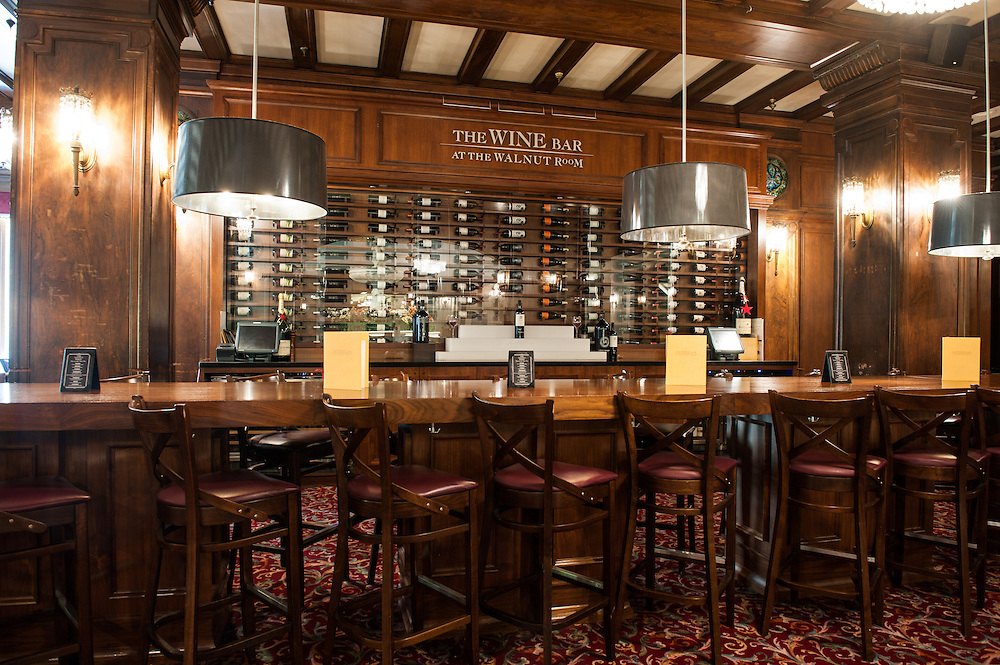 The Wine Bar at The Walnut Room