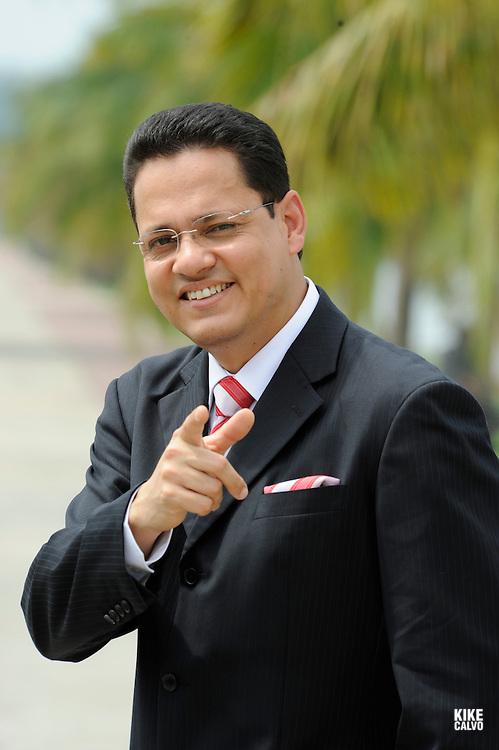 Alvaro Alvarado, Panamenian TV and Radio personality
