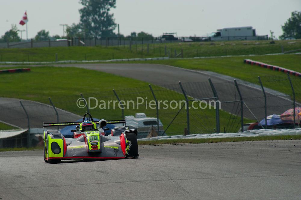 #00 Performance Tech Motorsports Elan DP-02: Robert Alon