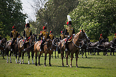 APR 30 2014 The Kings Troop Royal Horse Artillery Annual Inspection