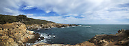 Gerstle Cove Panoramic Photo, Salt Point State Park, California