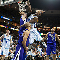 Sacramento Kings  VS New Orleans Hornets 12.08.2009