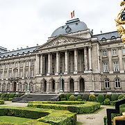 Royal Palace of Brussels / Brussels / Belgium