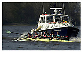 2003 0403 Varsity  Cambridge Crash Tideway week, Putney
