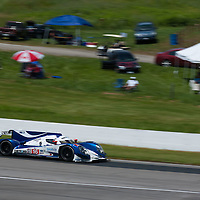 #16 Dyson Racing Team Inc. Lola B12: Tony Burgess, Chris McMurry