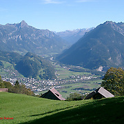 Tschengla, Buerserberg