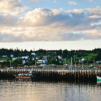 Grand Manan Island, New Brunswick, Canada Travel Stock Photos