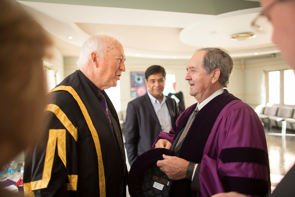 Western University's convocation ceremony at Alumni Hall in London Ontario, Friday,  October 28, 2016.<br /> Western University/ Geoff Robins