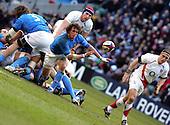England v Italy - RBS Six Nations 2009