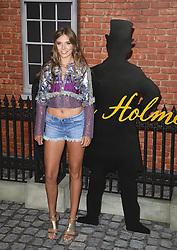 Katie Boulte attends Mr Holmes UK film premiere at Odeon Kensington, Kensington High Street, London on Wednesday 10 June 2015