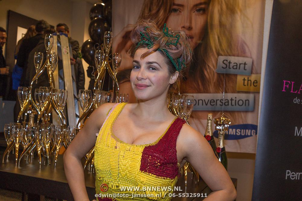 NLD/Rotterdam/20131129 - Lancering Talkies Glamour, Victoria Koblenko