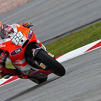 2011 MotoGP World Championship, Round 17, Sepang, Malaysia, 23 October 2011, Nicky Hayden