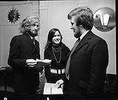 1971 - Dublin Arts Festival Press Conference
