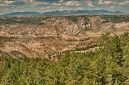 Missouri River, Charles M. Russell National Wildlife Refuge, Montana, Bear Paw Mountains