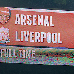 150824 Arsenal v Liverpool