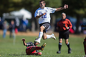 Gloucester County College Men's Soccer vs Passiac - October 13, 2012.