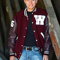 Troy Senior Photos