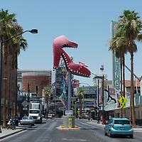 Las Vegas - Downtown - Fremont Street