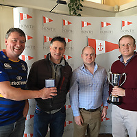 Howth Yacht Club Spring Warmer Prizegiving 2016