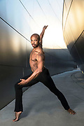 Alvin Ailey Dancers Jermaine Terry