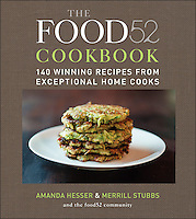 FOOD52 Cookbook, book cover & photography