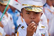 Everyone loves a parade. Merdeka Day, Toraja, Sulawesi