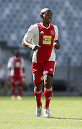 CAPE TOWN, South Africa - Saturday 26 January 2013, Thulani Hlatswayo of Ajax Cape Town during the soccer/football match Grasshopper Club Zurich (Switzerland) and Ajax Cape Town at the Cape Town stadium..Photo by Roger Sedres/ImageSA