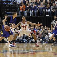 2011 Big Ten Tournament - Ohio State vs Northwestern