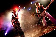 Play Rude on stage at the Batschkapp in Frankfurt |October 2005