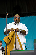 Sunday, August 3, 2008; Gnarls Barkley performs at Lollapalooza 2008..Photo by Bryan Rinnert