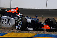 Mario Moraes, Indy Grand Prix of Sonoma, Infineon Raceway, Sonoma, CA USA